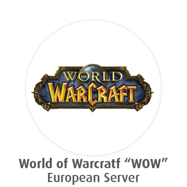 "World of Worldcraft ""WOW"" – European Server"